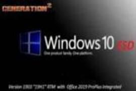 Windows 10 Pro 19H2 X64 incl Office 2019 en-US NOV 2019 {Gen2}