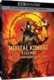 Mortal Kombat Legends Scorpions Revenge 2020