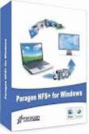 Paragon HFS+ for Windows 10.0 + Key